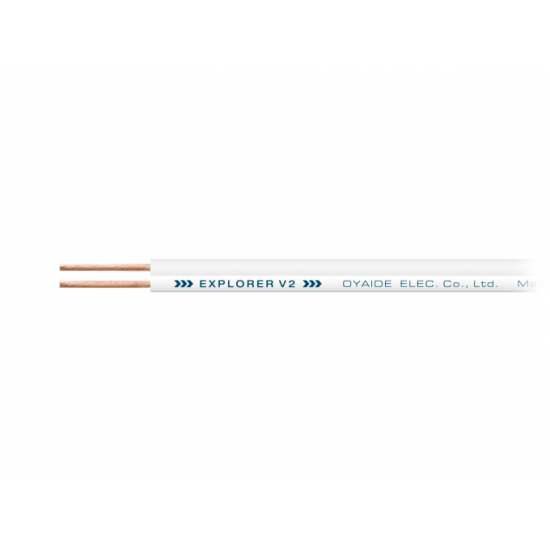 Oyaide explorer 2.0 V.2 - 2 x 3 metry + konfekcja BFA Synergistic Research