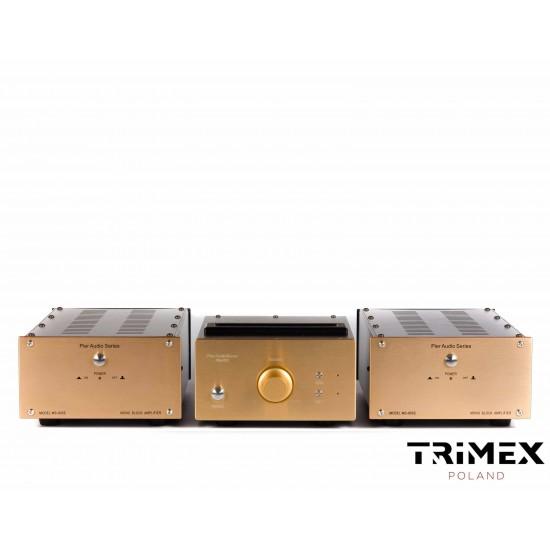 Pier Audio PB-8 SE + MS-80 SE